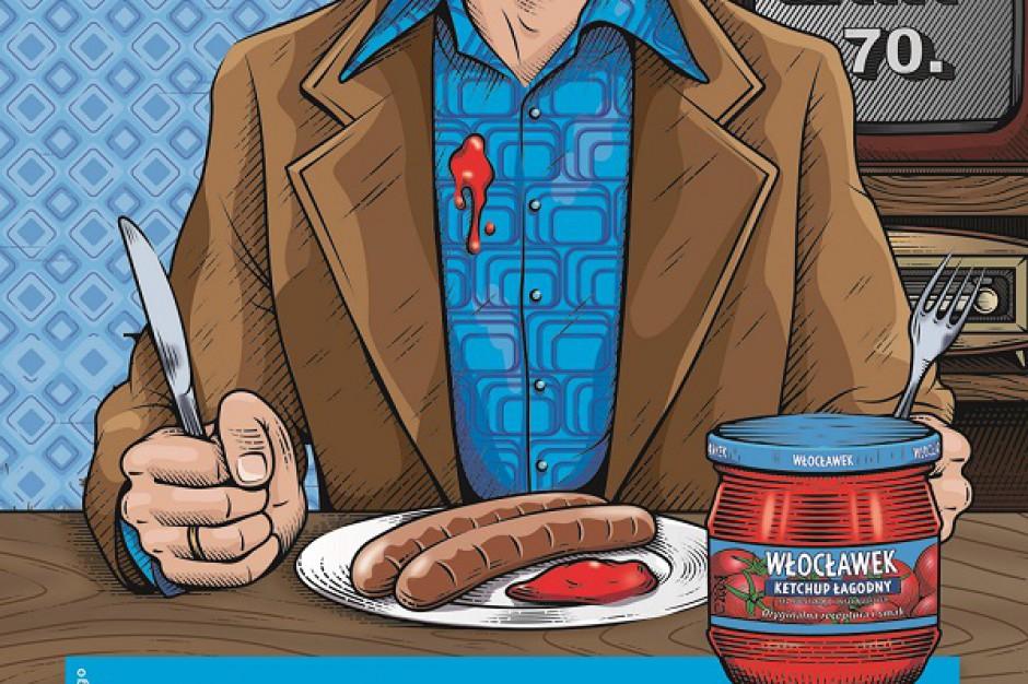 Wystartowała kampania outdoorowa ketchupu Włocławek