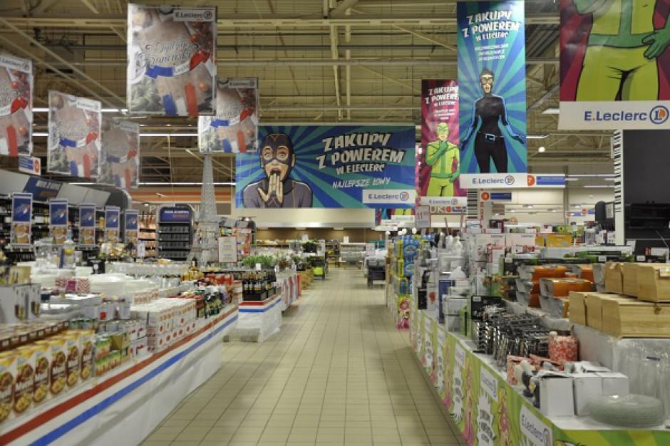 E. Leclerc Polska: Jesteśmy siecią najbardziej zagrożoną przez rynek dyskontów