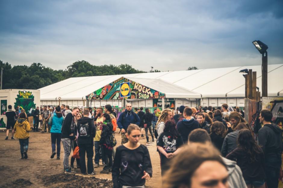 Lidl po raz 7. weźmie udział w Przystanku Woodstock. Sklep ruszy 31 lipca