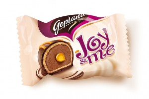 Joy&Me – pralinowe smakołyki od marki Goplana