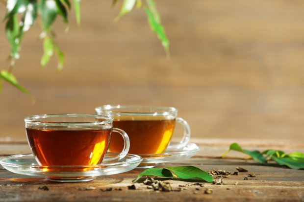 Herbata jako oznaka luksusu i waluta