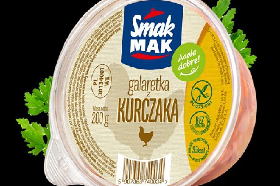 Galaretka z kurczaka firmy SmakMAK
