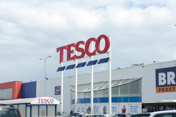 Tesco notuje spadek sprzedaży w Europie, sytuacja w Polsce nadal trudna