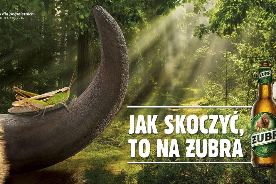 Nowy spot marki Żubr