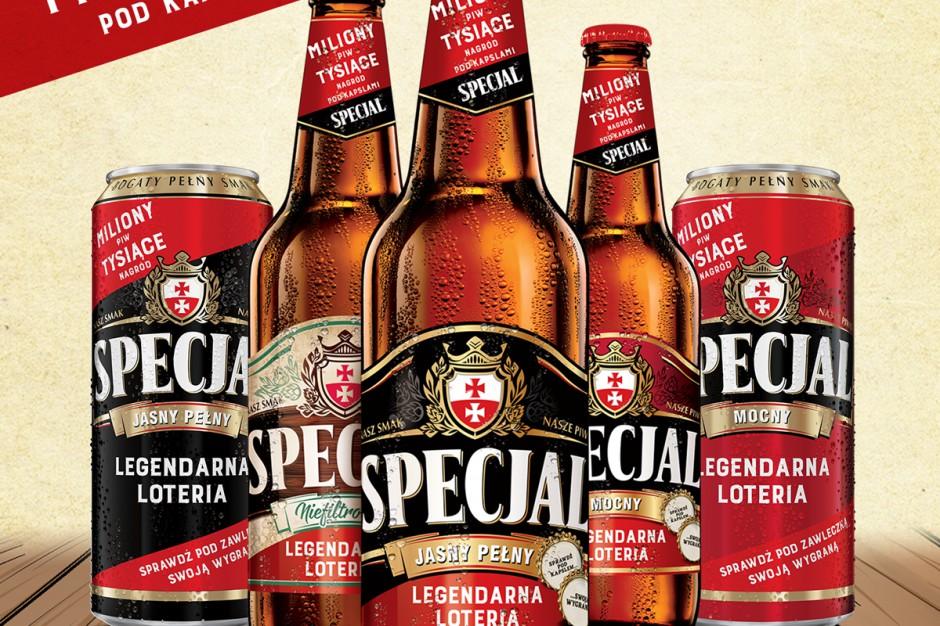 Ruszyła loteria piw Specjal