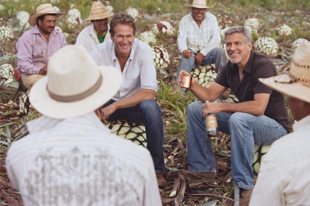 Marka tequili stworzona przez George'a Clooneya sprzedana za 1 mld dolarów