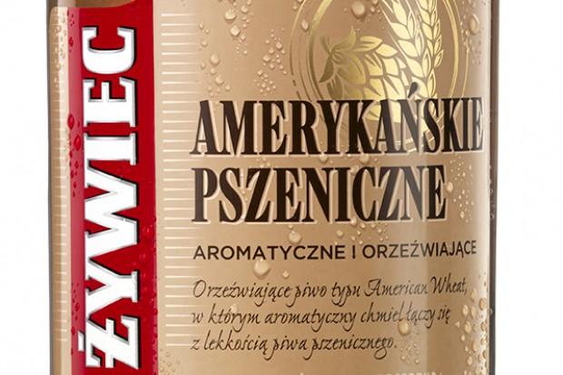 Amerykańskie Pszeniczne - nowy styl piwny w portfolio Żywca