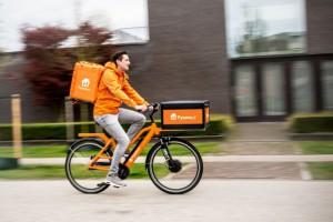 Pyszne.pl stawia na ekologiczny transport
