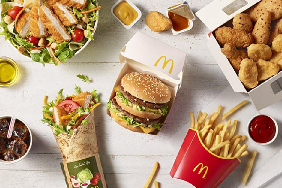 UberEats dostarczy mieszkańcom Warszawy zamówienia z McDonald's