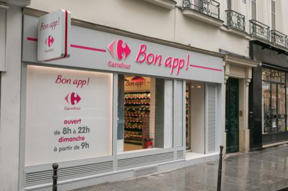 Carrefour stawia na nowy koncept convenience - Bon'App
