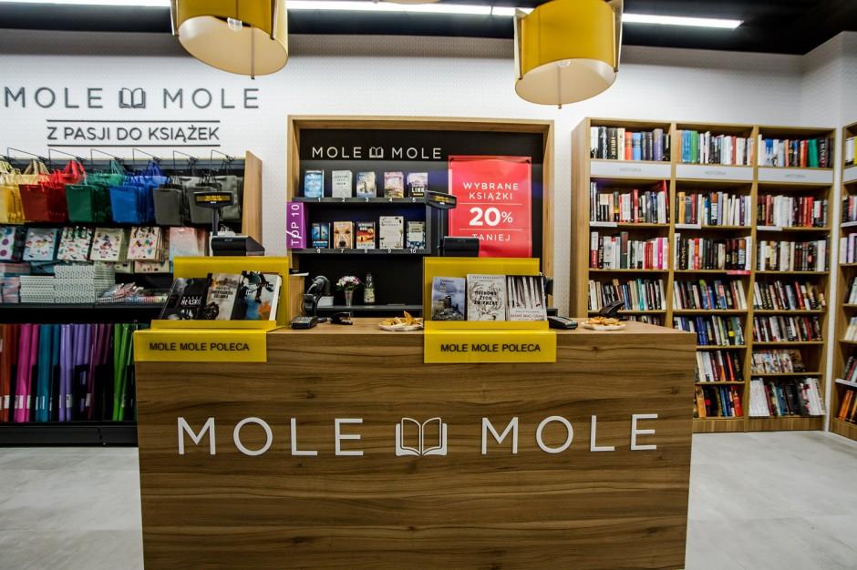Empik rozwija nowy format sklepów – Mole Mole (galeria)