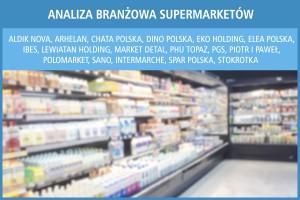 Nowa analiza branżowa supermarketów