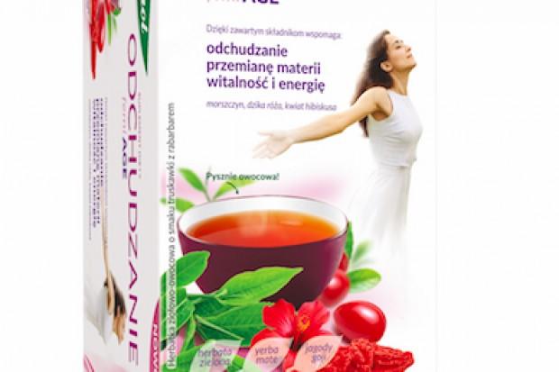 Herbatki funkcjonalne marki Herbapol