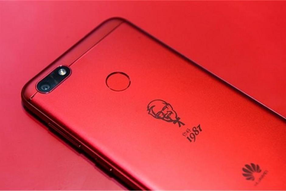 KFC tworzy limitowaną edycję telefonów pod marką własną