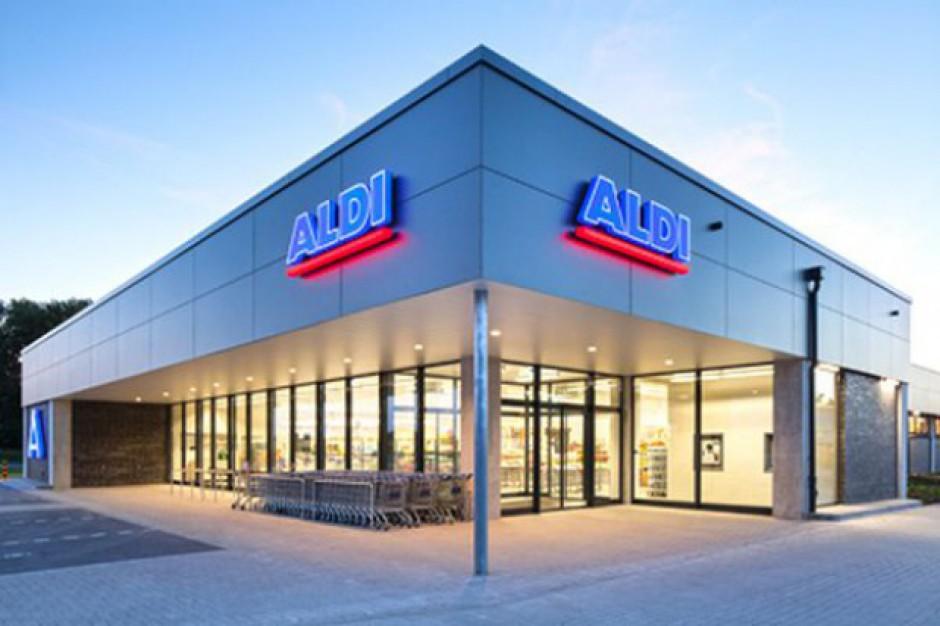 Będzie trzeci market Aldi w Warszawie