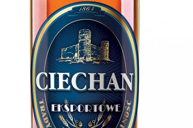 Ciechan Eksportowe - nowość od Browaru Ciechan