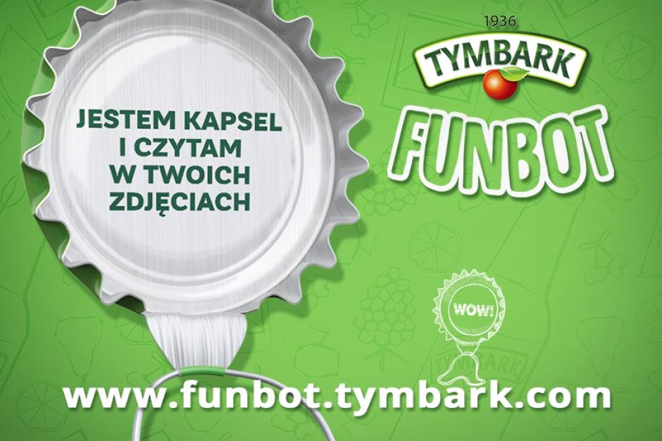 Digitalowa akcja marki Tymbark