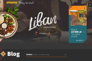 """Sphinx uruchamia bloga z konkursem """"Leć, gdzie chcesz!"""""""
