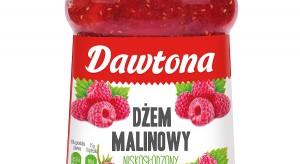 Malinowy dżem od Dawtony