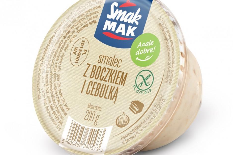 Aaale dobre, czyli Smalec z cebulką i boczkiem firmy SmakMAK