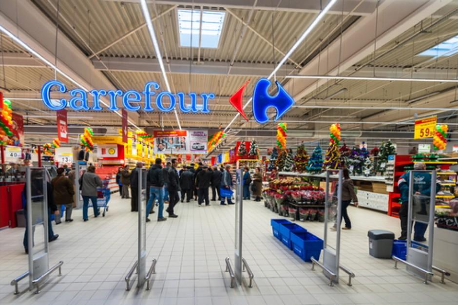 Pracownicy sieci Carrefour z podwyżkami