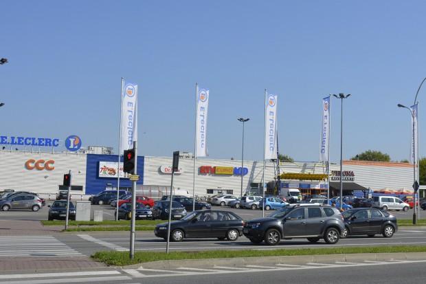 E.Leclerc w Zamościu dwukrotnie większy. W planach rozbudowa centrum handlowego