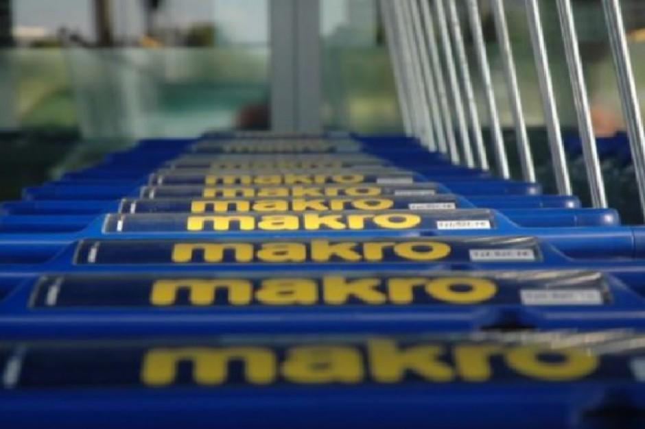 Logistyka i horeca - to plan Makro na polski rynek