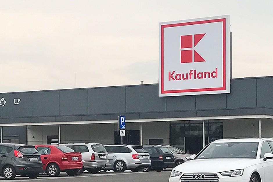 Kaufland przyśpieszył z inwestycjami. Uruchamia drugi sklep na przestrzeni tygodnia