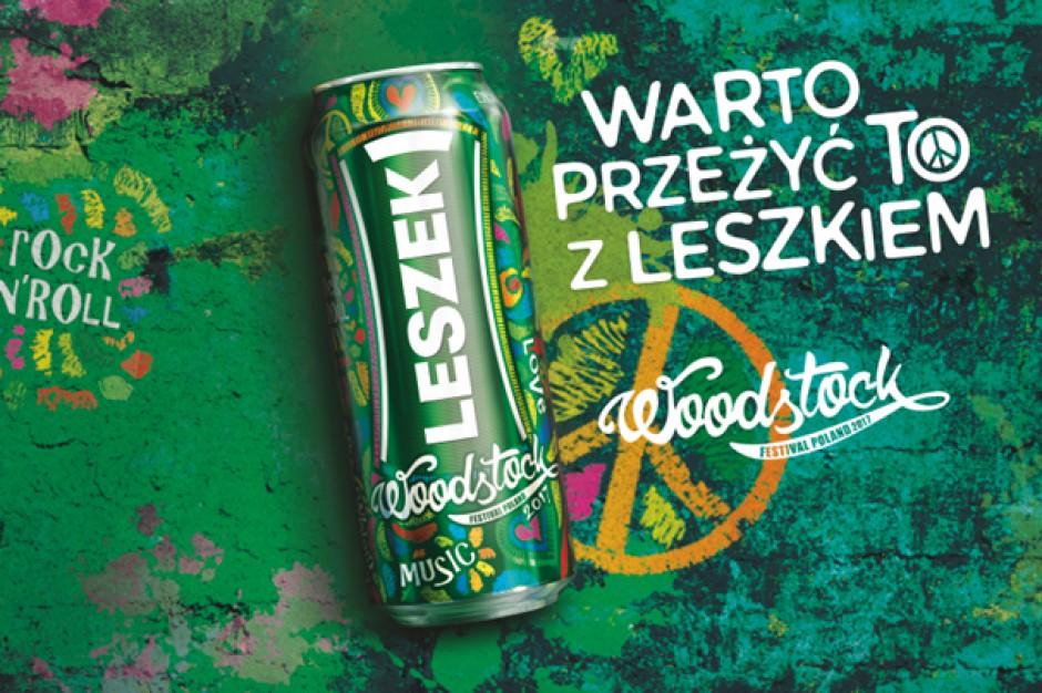 Miasteczko Leszka Chmielewskiego chętnie odwiedzane na Woodstocku 2017