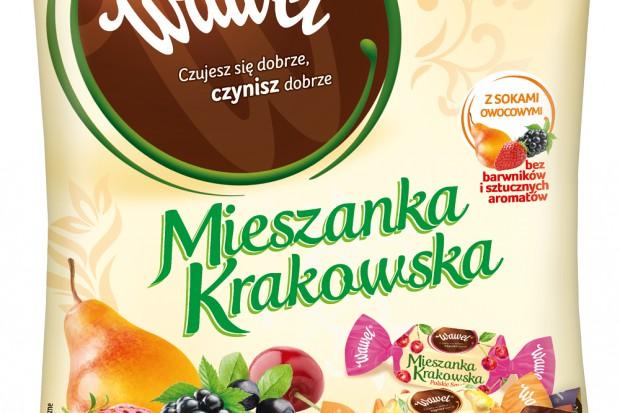 Mieszanka Krakowska w nowych wersjach smakowych