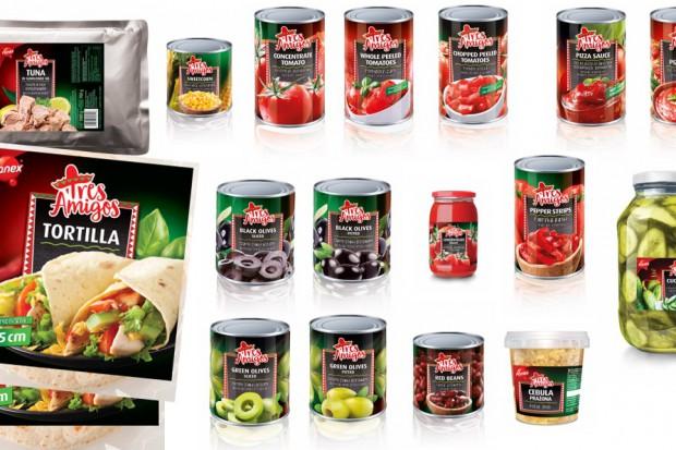 Tres Amigos – nowa marka produktów od firmy Fanex