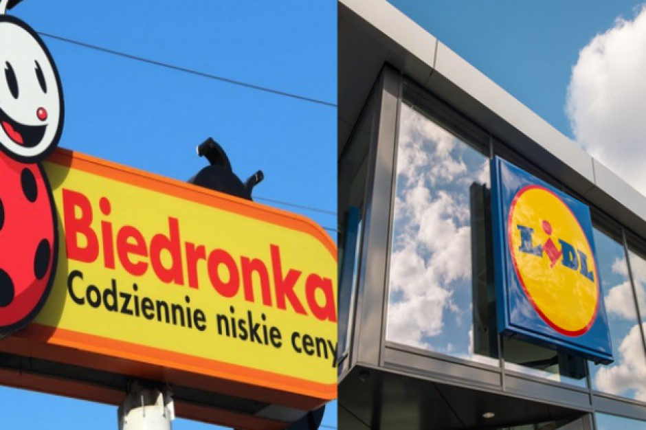 Biedronka przegania Lidla w reklamie. Sieć wydała w tydzień 8 mln zł