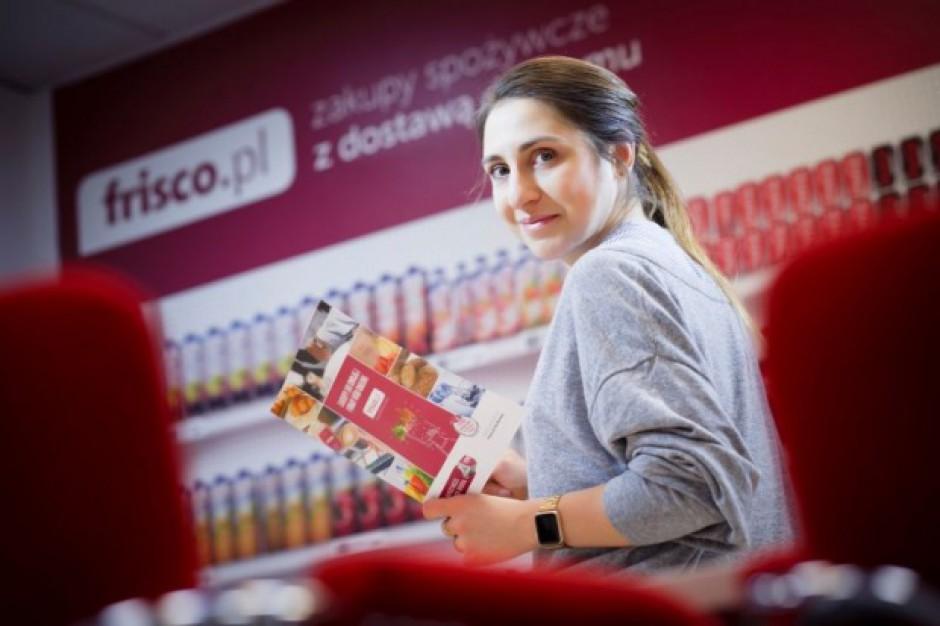 Średnia wartość pojedynczego zamówienia we Frisco.pl to 290 zł