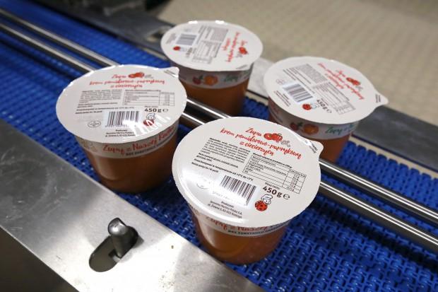 Fabryka Biedronki w rok wyprodukowała 5 mln porcji zup. Obrót sieci to 20 mln zł