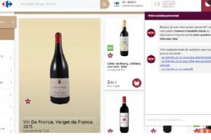 Chatbot Carrefoura pomoże klientom w wyborze wina