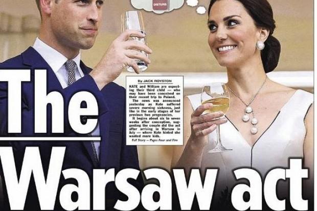 Brytyjscy detaliści liczą na zakupowe szaleństwo w związku z ciążą księżnej Kate