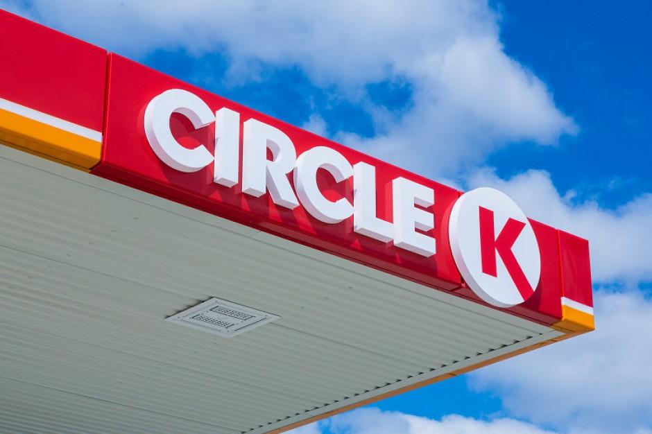 Logo Statoil powoli znika z polskiego rynku. Zastępuje je Circle K