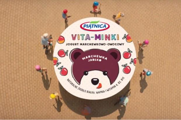 Hit Fasolek w reklamie jogurtów Piątnicy
