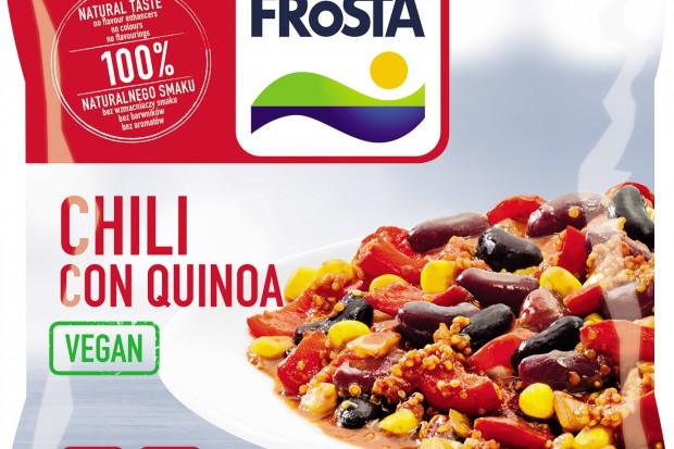 Chili con quinoa - meksykańska nowość od Frosty