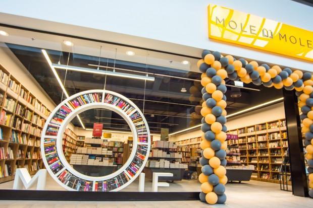 Empik rozwija nowy koncept. Otworzy osiem księgarni MOLE MOLE w dwa miesiące