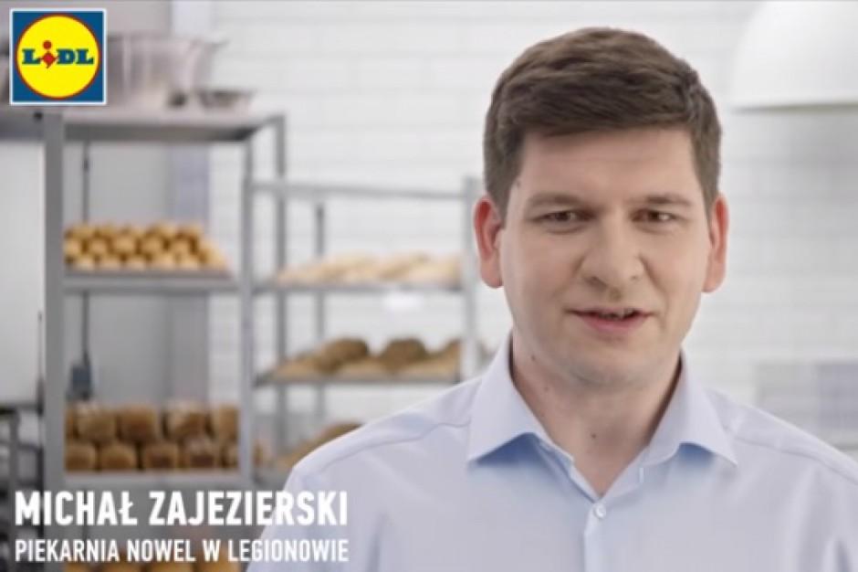 Za pośrednictwem Lidla piekarnia Nowel sprzedaje produkty na 26 europejskich rynków