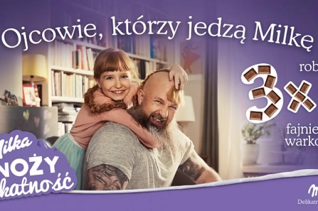 Nowa kampania czekolad Milka