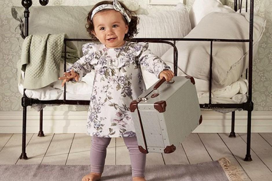 Do Polski wchodzi nowa marka sklepów z ubrankami dziecięcymi