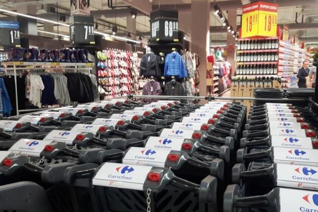Carrefour rusza z 87. hipermarketem w Polsce