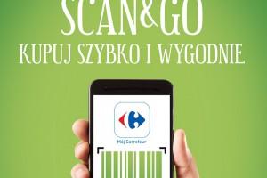 Carrefour umożliwia klientom mobilne płatności za zakupy w sklepie