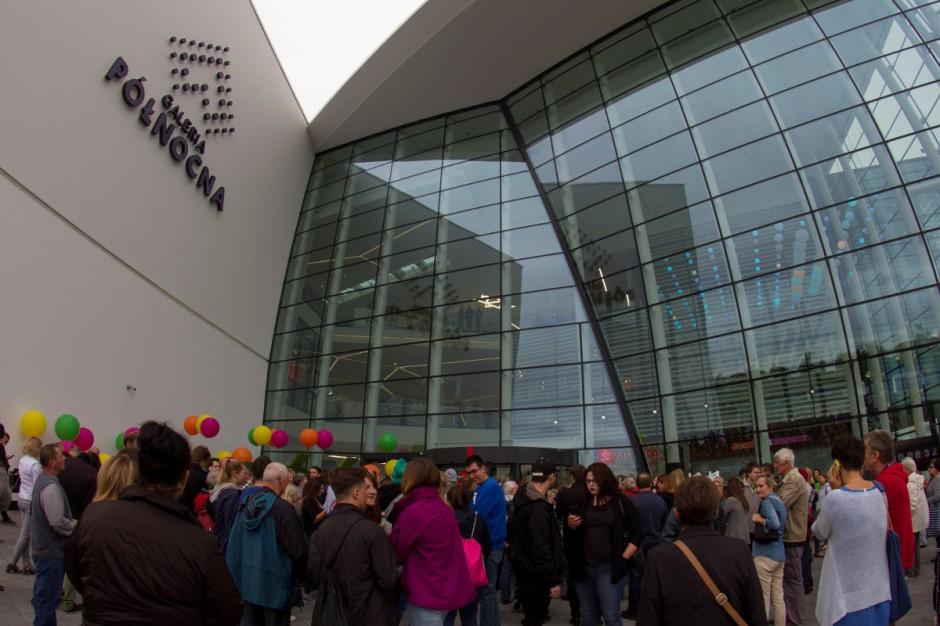 Warszawiacy tłumnie powitali Galerię Północną