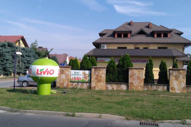 Remodeling sklepów Livio przynosi wymierne efekty