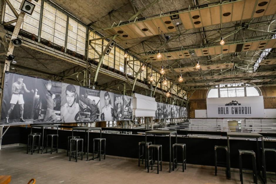 Hala Gwardii - nowoczesny targ i koncepty gastronomiczne