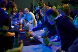 Nietypowy koncert, w którym zagrały… warzywa i owoce