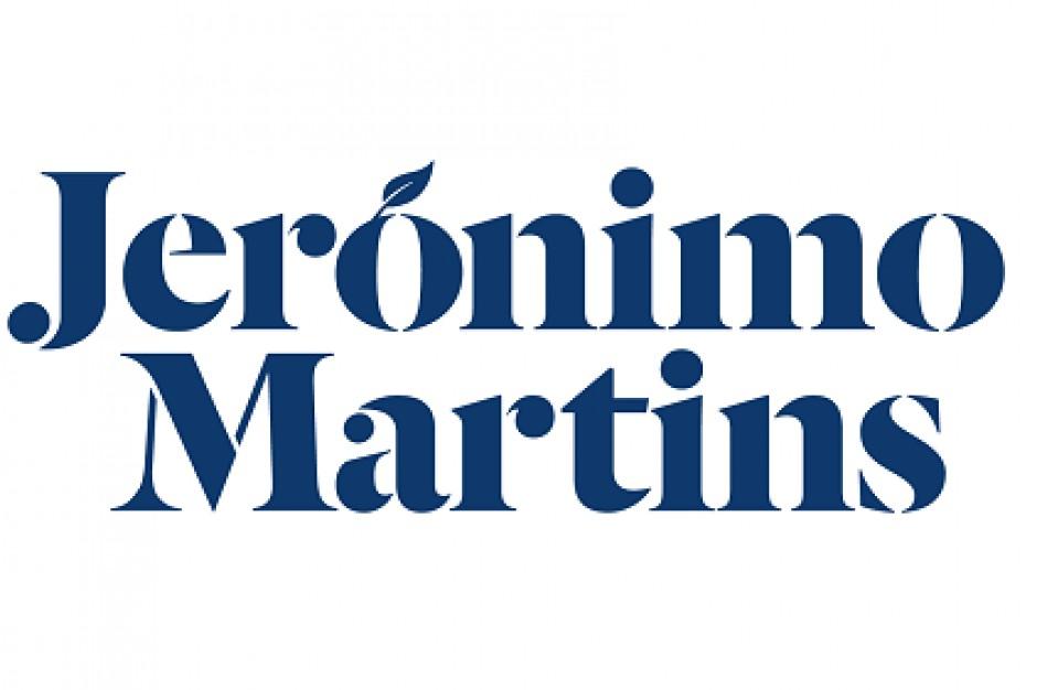 Grupa Jeronimo Martins przedstawia nowe logo